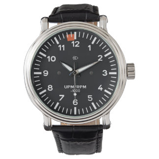 Classic 911 rev counter (old air-cooled car) wrist watches
