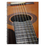 Classic Acoustic Guitar Note Book