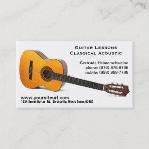 Classic Acoustic Guitar Photo