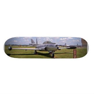 Classic Aircraft Skateboard Decks