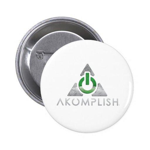 Classic Akomplish Pin