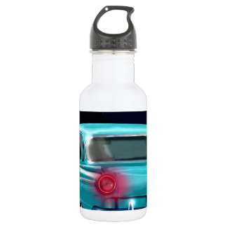 Classic American 50'S Style Automobile. Water Bottle