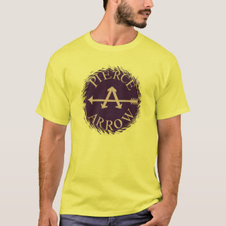 Classic American car logo Pierce Arrow T-Shirt