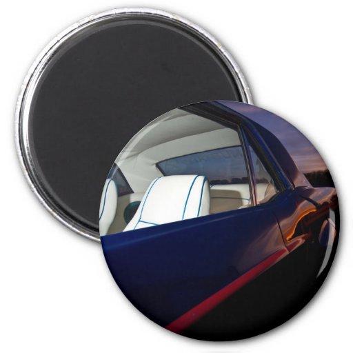 Classic American Car Magnet