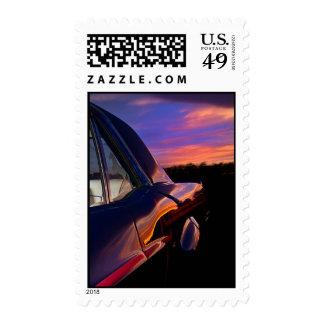 Classic American Car Postage