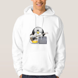Classic American Guitar and Amplifier Tux Hoodie