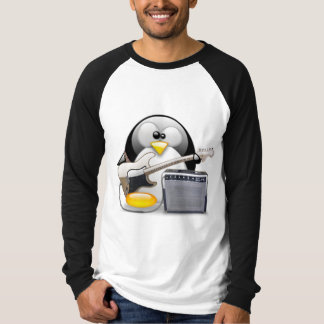 Classic American Guitar and Amplifier Tux T-Shirt