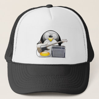 Classic American Guitar and Amplifier Tux Trucker Hat