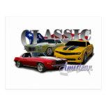 Classic American Postcards
