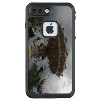 Classic Amusement Park Swing Ride LifeProof FRĒ iPhone 7 Plus Case