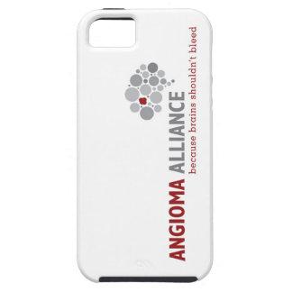 Classic Angioma Alliance Logo Gear iPhone 5 Cover