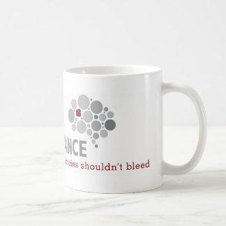 Classic Angioma Alliance Logo Gear Coffee Mug