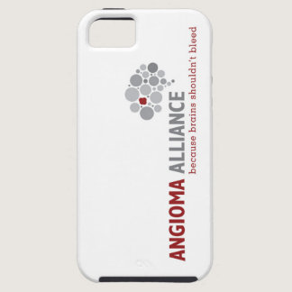 Classic Angioma Alliance Logo Gear iPhone SE/5/5s Case