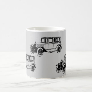 Classic Antique Car Automobile Coffee Mug