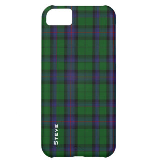 Classic Armstrong Clan Tartan Plaid iPhone 5C Cases
