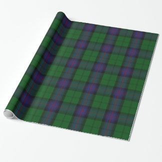 Classic Armstrong Tartan Plaid Wrapping Paper