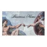 Classic Art print Business Card
