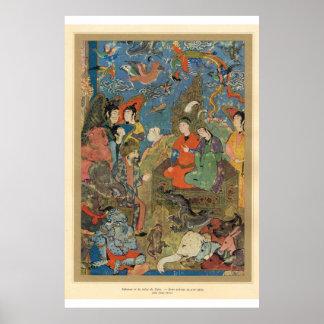 Classic Asian Art Asian ladies Posters