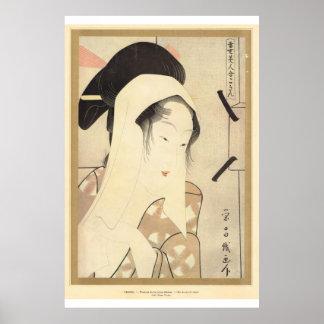Classic Asian Art from Japan Print