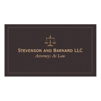Browse the Attorney Business Cards Collection and personalize by color, design, or style.