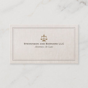 Classic business cards templates zazzle classic attorney business card colourmoves