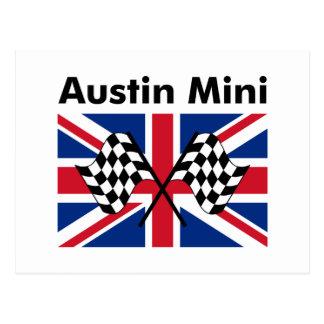 Classic Austin Mini Postcard