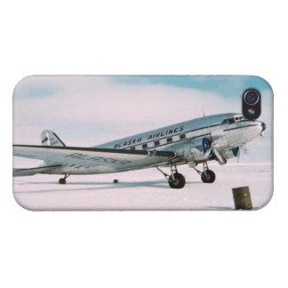 Classic aviation airplane air plane pilot photo iPhone 4 cover