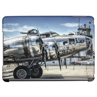 Classic b-17 wwii bomber iPad air covers
