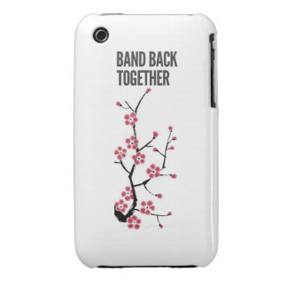 Classic Band Back Together iPhone3 Case