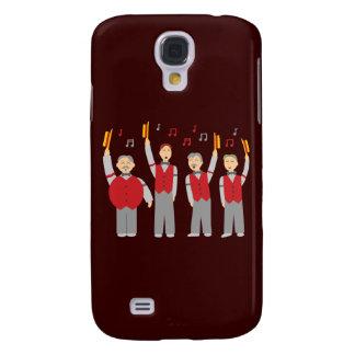 Classic Barbershop Quartet Samsung Galaxy S4 Cover