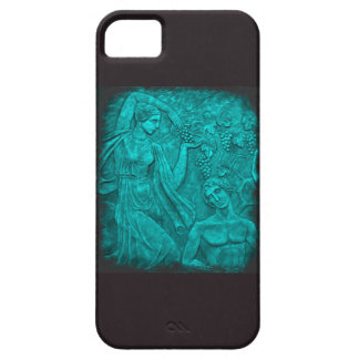 Classic bas relief design iphone 5 cover