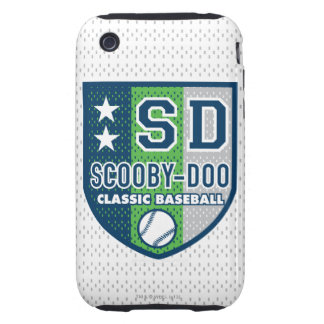 Classic Baseball iPhone 3 Tough Cover
