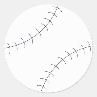 Classic Baseball Stickers