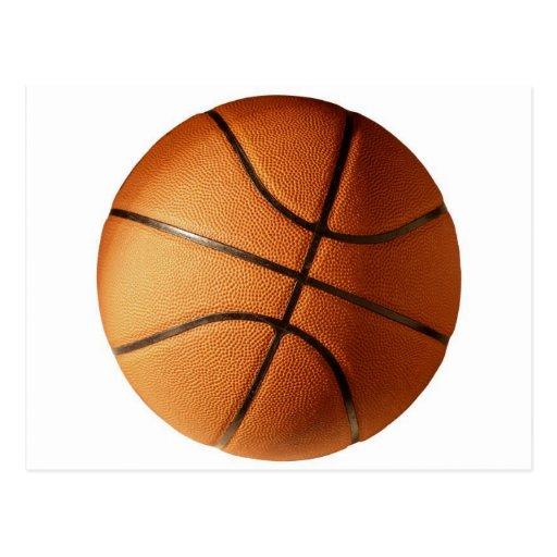 CLASSIC BASKETBALL POST CARD