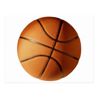 CLASSIC BASKETBALL POSTCARD