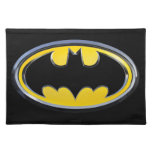 Classic Batman Logo Place Mat