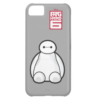 Classic Baymax Sitting Graphic Case For iPhone 5C