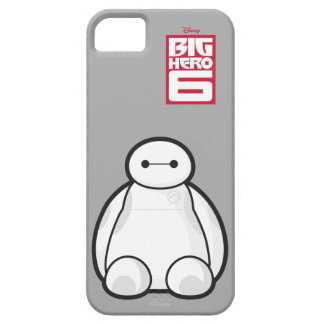 Classic Baymax Sitting Graphic iPhone 5 Covers