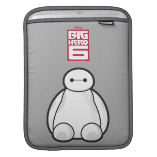 Classic Baymax Sitting Graphic Sleeve For iPads
