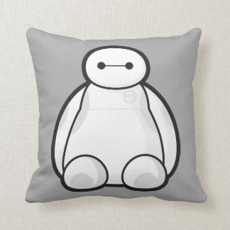 Classic Baymax Sitting Graphic Pillows