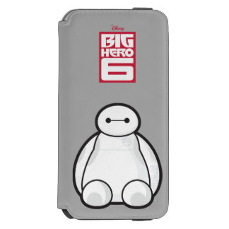 Classic Baymax Sitting Graphic Incipio Watson™ iPhone 6 Wallet Case