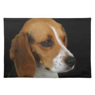 Classic Beagle Cloth Placemat