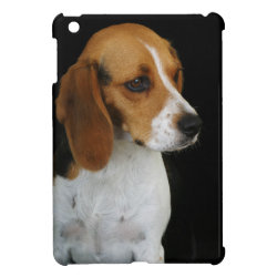 Classic Beagle iPad Mini Cover