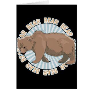 Classic Bear Cards