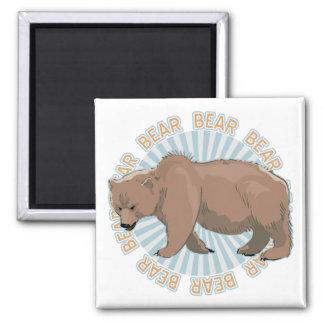 Classic Bear Magnet