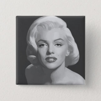 Classic Beauty 4 Pinback Button