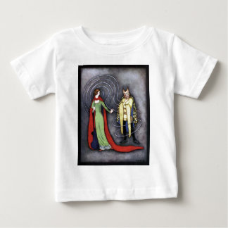 Classic Beauty and the Beast Baby T-Shirt