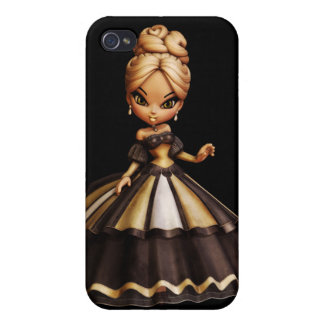CLASSIC BEAUTY iPhone 4/4S COVER