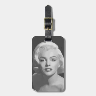 Classic Beauty Luggage Tag
