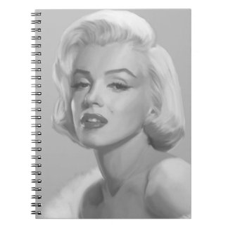 Classic Beauty Notebook